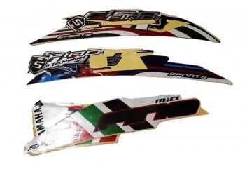 Striping 15081 Yamaha Fino 2014
