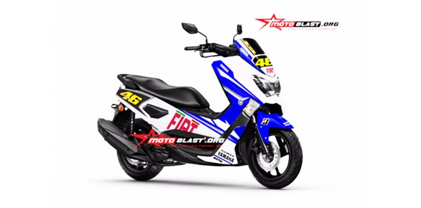 VR 46 Decal & Stripping Custom Decal 0