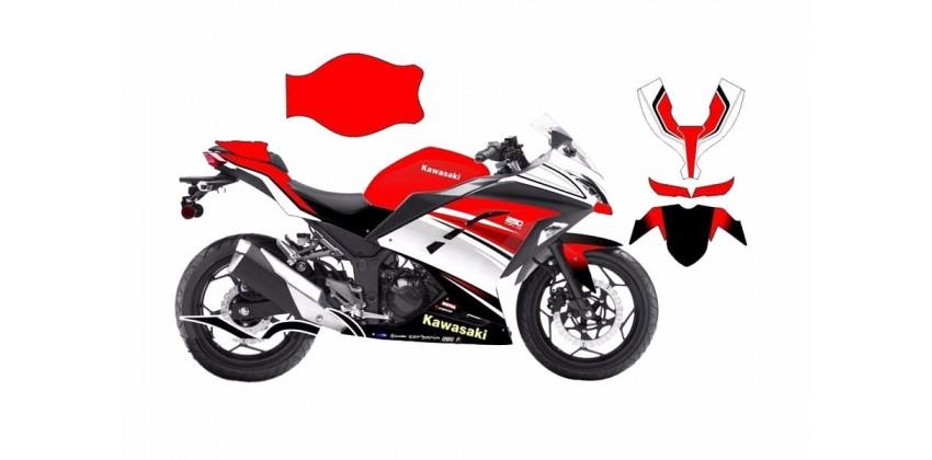 Decal & Stripping Custom Decal Ducati 0