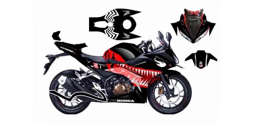 Decal & Stripping Custom Decal Facelift RPHA11 Venom 0
