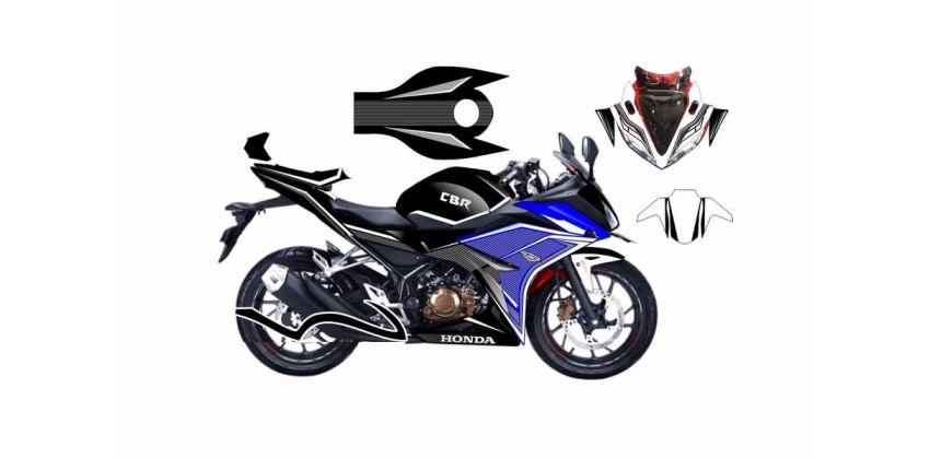 Decal & Stripping Custom Decal Spesial editoin 4 0