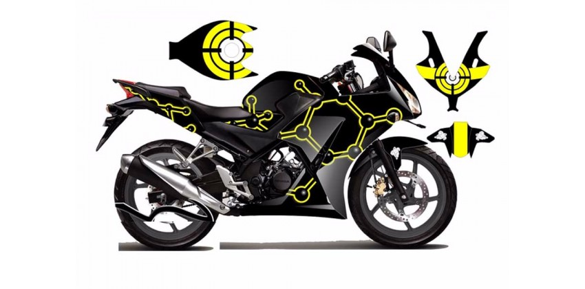 Decal & Stripping Custom Decal Iannone Livery 0