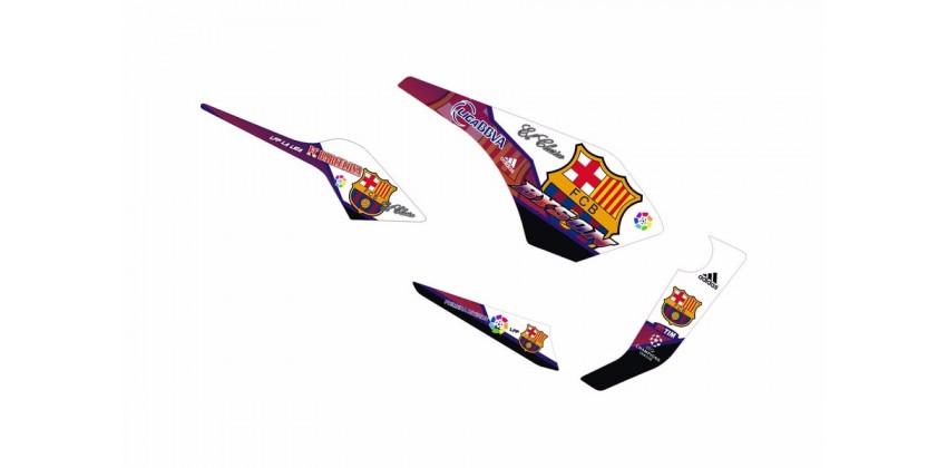 Decal & Stripping Custom Decal FC Barcelona 0