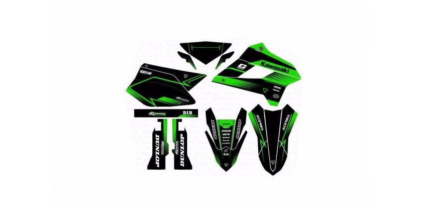 Decal & Stripping Custom Decal Dunlop 0
