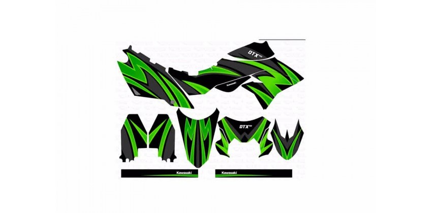 Decal & Stripping Custom Decal Dtx 0