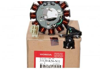 Dinamo 31120-K56-N11 Stator Comp (Spul) Honda Supra GTR 150