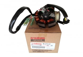 Yamaha Genuine Parts 5BP-H5510-00 Stator Comp (Spul)