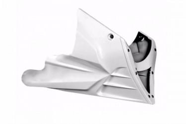 Yamaha Genuine Parts 1213 Fairing Middle Cowl Hitam