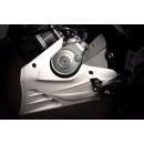 Yamaha Genuine Parts 1213 Fairing Middle Cowl Hitam 1