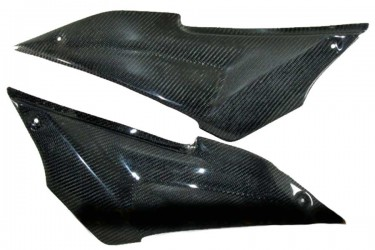 Yamaha Genuine Parts 14964 Fairing Middle Cowl Hitam