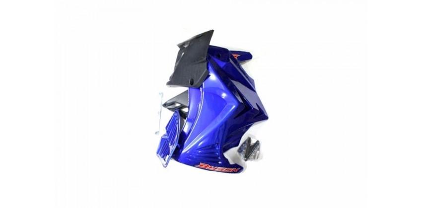 Custom CS-3429 Fairing Samping Biru 0