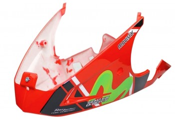 MTA-303705 Movistar Red Fairing Bawah (Under Cowl)