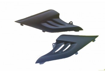 Suzuki Genuine Part Fairing Samping (Half) Hitam
