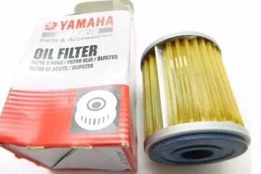 Yamaha Genuine Parts 1UY-13440-02 Filter Udara Karburator Kuning