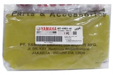 Yamaha Genuine Parts 4ST-E4451-01 Filter Udara Karburator Kuning Busa Filter