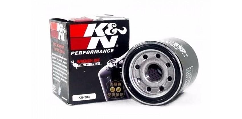 KN 303 Filter Filter Oli 0