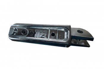 Yamaha Genuine Parts 5BP-F7451-00 Footstep Depan Silver