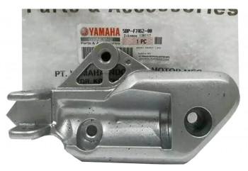 Yamaha Genuine Parts 5BP-F7462 Footstep Depan Silver