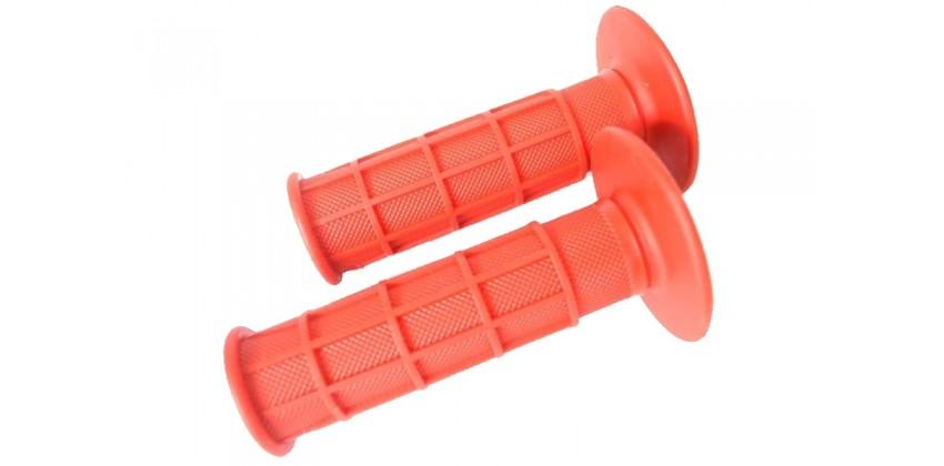 MX Full Waffle Merah Handgrip 0