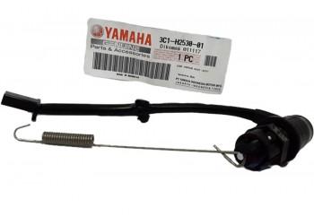 Yamaha Genuine Parts 3C1 H2530 01 Handle Rem Hitam Switch Belakang