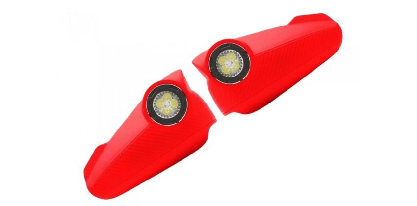Acerbis Handle Handle Guard LED 0