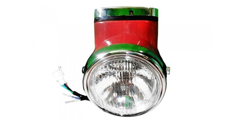 Chel's Custom 24932 Headlamp 0