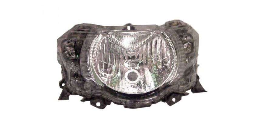 2SV-H4300-01 Headlamp & Stoplamp Headlamp 0