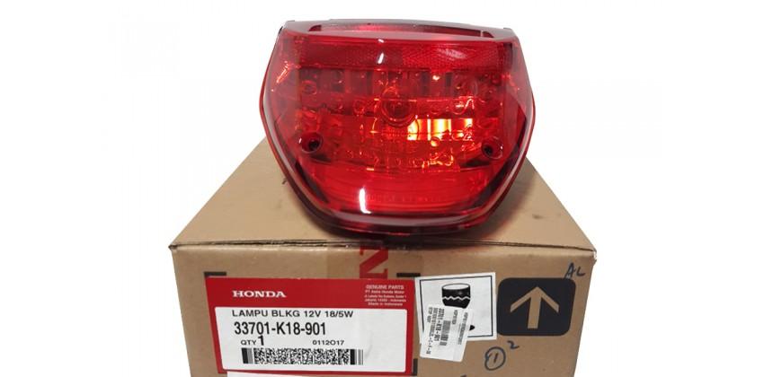 33701-K18-901 Stoplamp Honda Verza 150 0