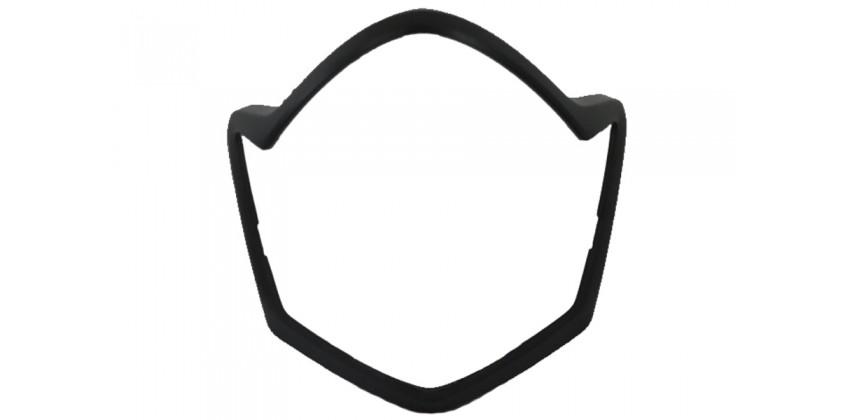 Yamaha Genuine Part & Accessories 3C1-H4115-10 Headlamp Ring Lampu Depan Vixion 0