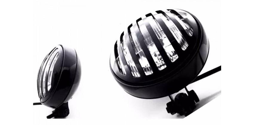 Adonis Grill Headlamp & Stoplamp Headlamp Japstyle 0