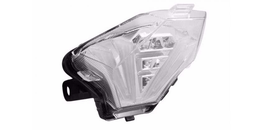 Clear Lens Headlamp & Stoplamp Stoplamp 0
