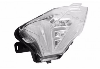 TDR Clear Lens Stoplamp