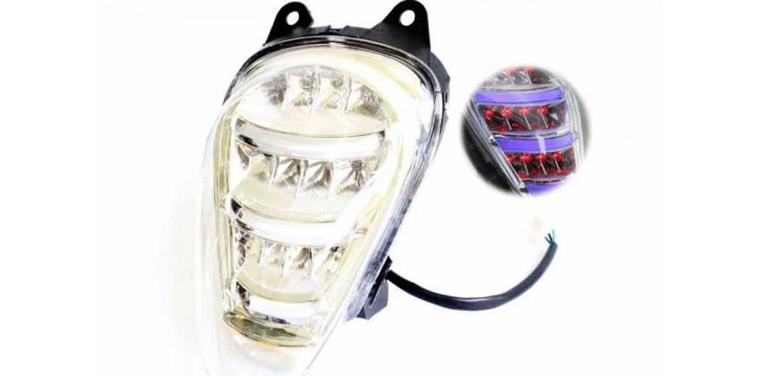 LAS1121 Headlamp & Stoplamp Stoplamp 0