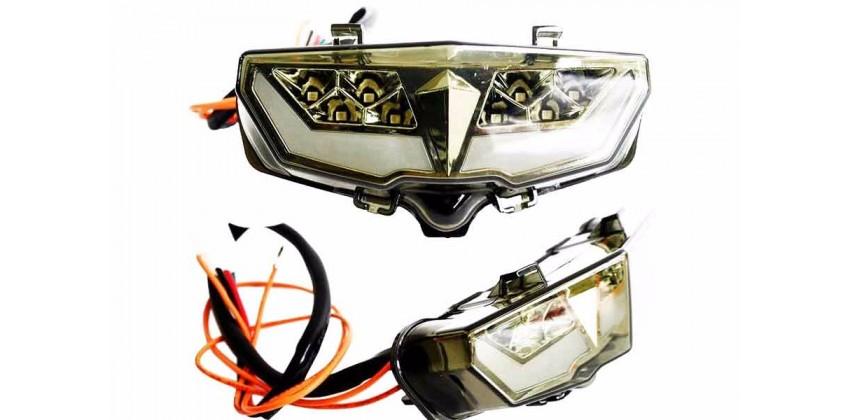 LAS3081 Headlamp & Stoplamp Stoplamp 0