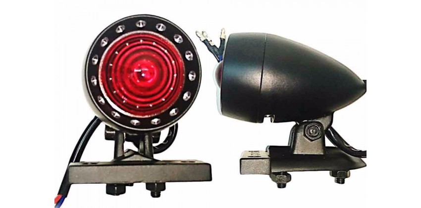Sugar Headlamp & Stoplamp Tail Light 0