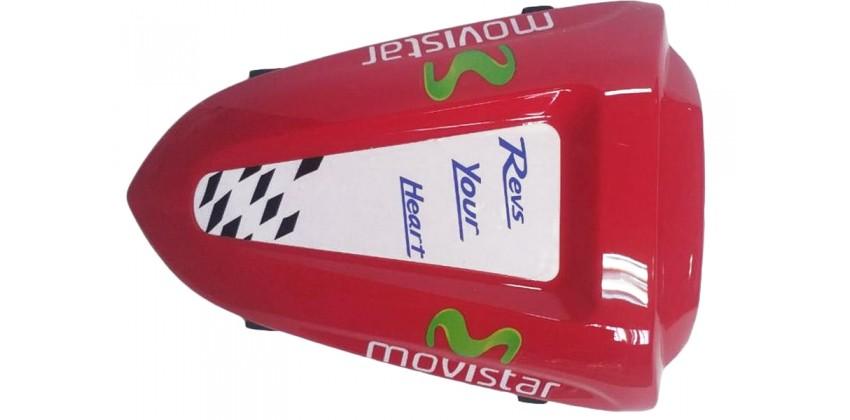 MTA-21414 Movistar Red Singel Seater Merah Yamaha YZF-R25 0