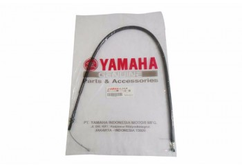 Yamaha Genuine Parts 1185 Kabel Kopling Hitam