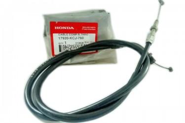 Kabel & Selang Kabel Gas Hitam