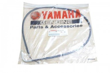 Yamaha Genuine Parts 1S7-F6301-00 Kabel Gas Hitam