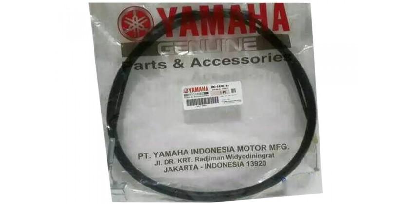2D5-F478- 01 Kabel & Selang Kabel Jok Hitam 0