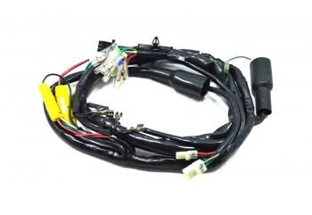32100-KEH-930 Kabel Body (Listrik) Hitam Honda Mega Pro Advance (Primus)