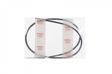 Honda Genuine Parts 44830-KVY-721.101 Kabel Speedometer Hitam
