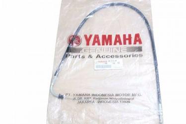 Yamaha Genuine Parts 5BP-F6311 Kabel Gas Hitam