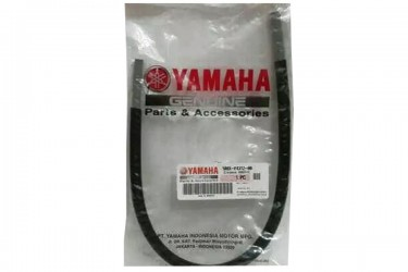 Yamaha Genuine Part & Accessories 5MX-F4312 Selang Bensin Hitam