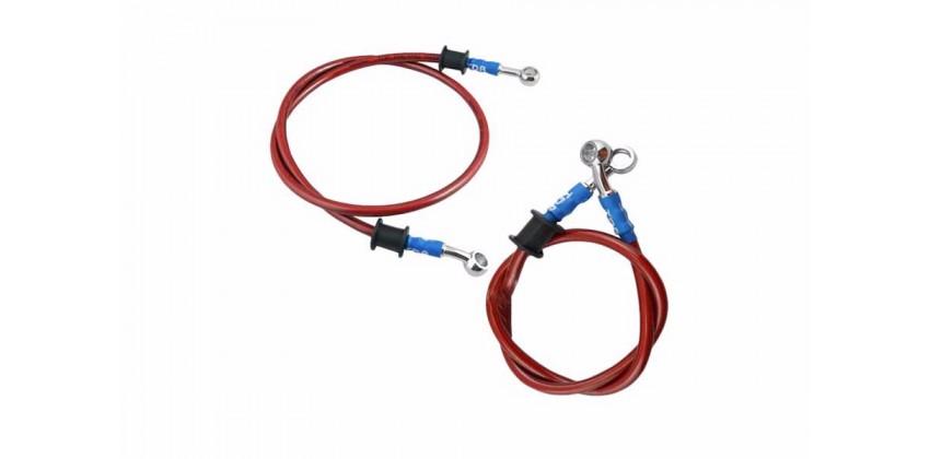 Kabel & Selang Selang Rem Depan  Depan 90 cm dan Belakang 60 cm 0