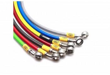 Performance Kabel & Selang Selang Rem Belakang Kuning