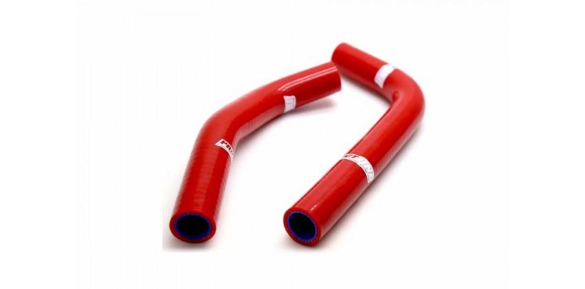 Silicone Radiator Hose Kabel & Selang Selang Radiator Merah 0