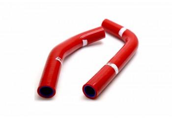 Silicone Radiator Hose Kabel & Selang Selang Radiator Merah