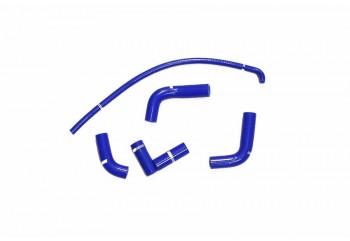 Silicone Radiator  Hose Kabel & Selang Selang Radiator Biru Tersedia 2 Warna Merah dan Biru