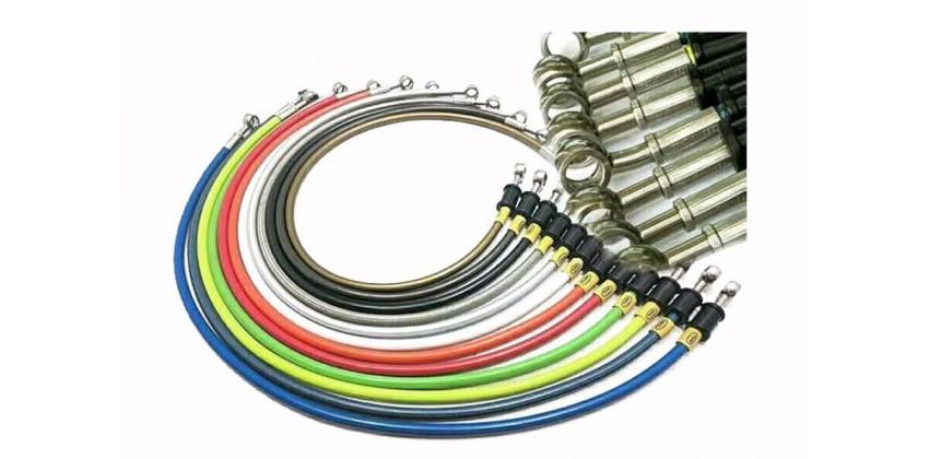 Kabel & Selang Selang Rem Depan Multicolor 0